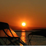 Enjoy a summer Sunset at Breakwaters with Blues for Breakfast
